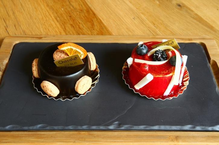 Apoteoza Red Cheesecake