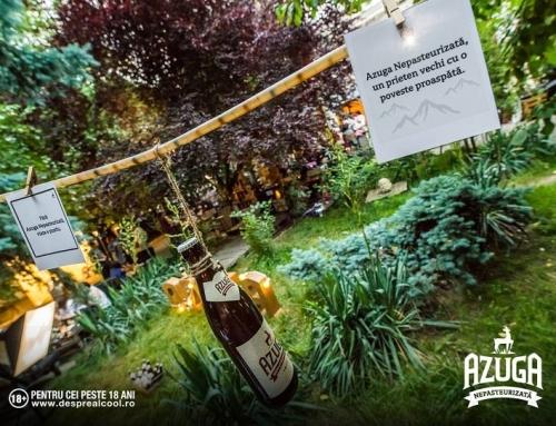 Dă Noroc cu Berea Artizanală Nepasteurizată de la Azuga