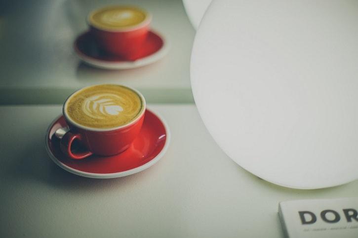 Boiler Coffee Shop Cappuccino
