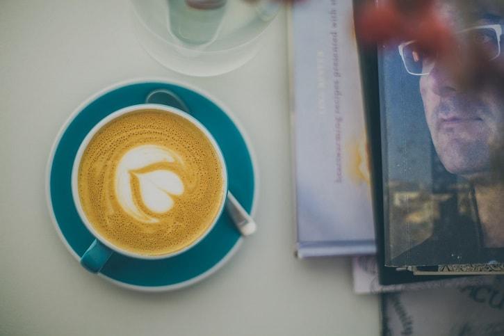 Boiler Coffee Shop Flat White