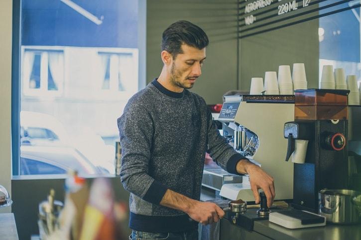 Boiler Coffee Shop Paul Ungureanu