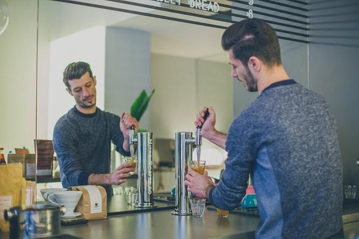 Boiler Nitro Coffee Bucuresti