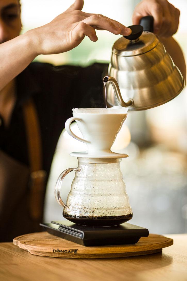 Cafea Manufaktura by Doncafe