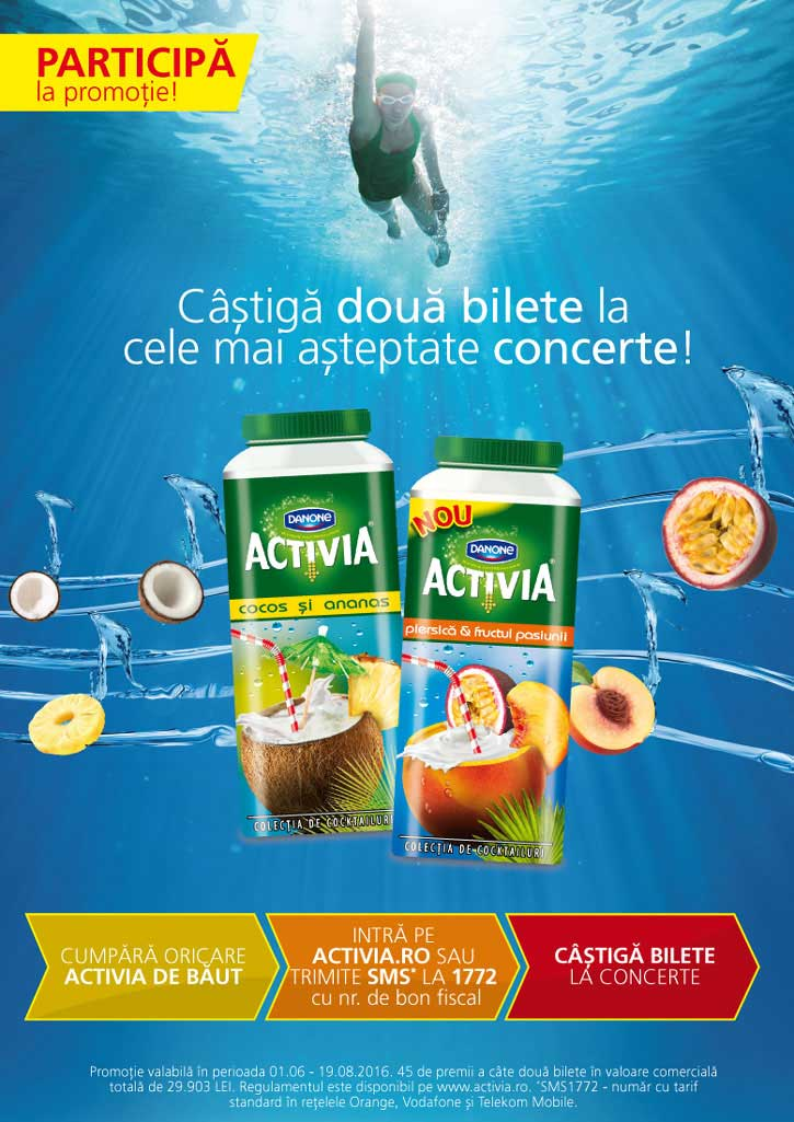 Campanie-Vara-Activia