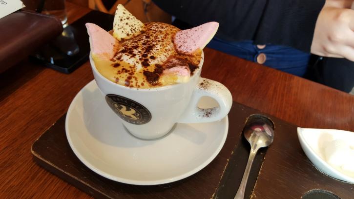 Cappuccino Marshmallow