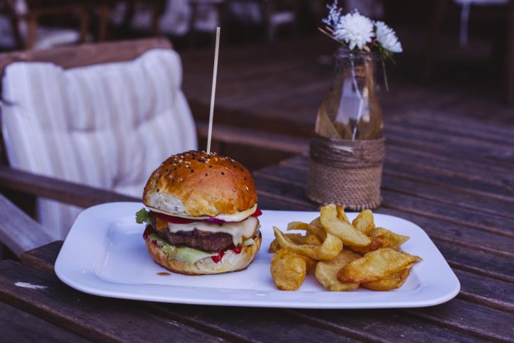 Casablanca Burgerz 1