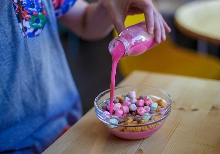 Cereal Crunch Cafe Lapte Vegetal Ovaz