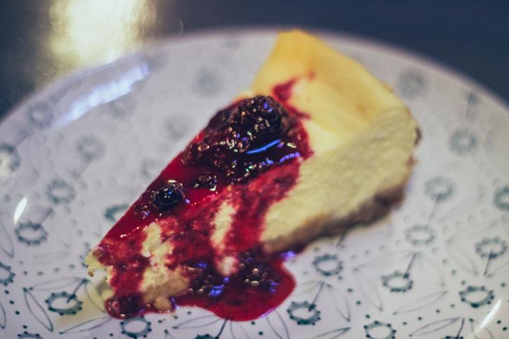 Cheesecake - Old Brick Pub
