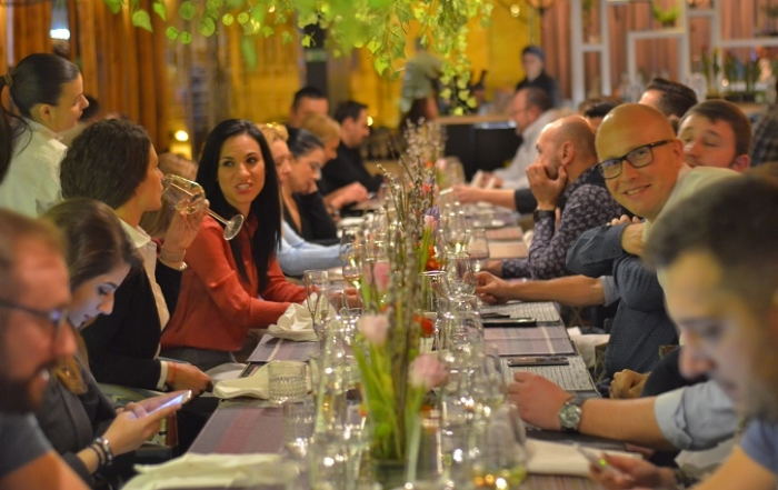 Chefs Experience Chefs Table
