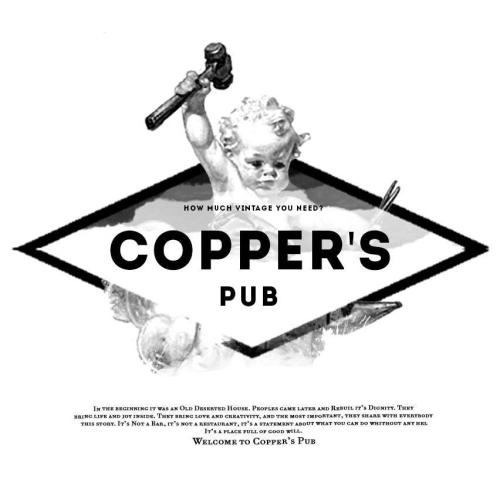 Coppers Pub Logo