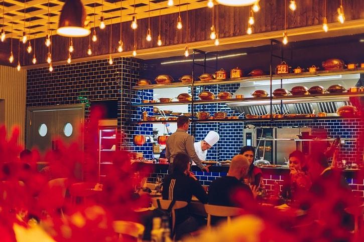 Dancing Lobster Restaurant Specific Portughez
