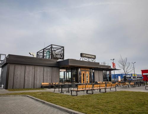 Descoperă Prima Cafenea Drive Thru din România!
