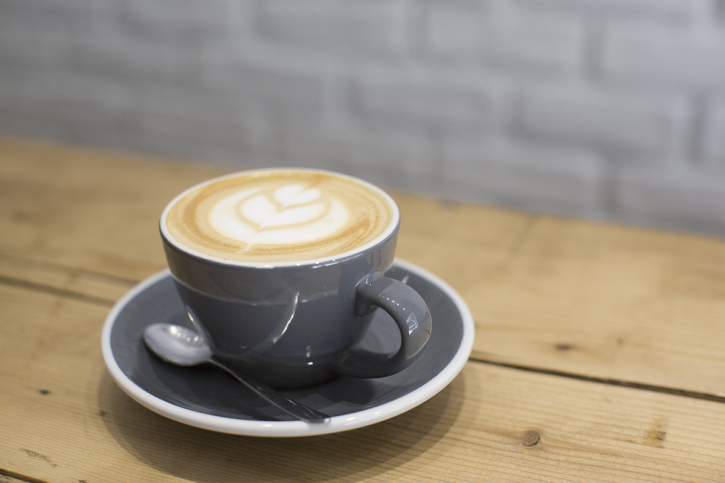 Espresso cu Lapte Steam