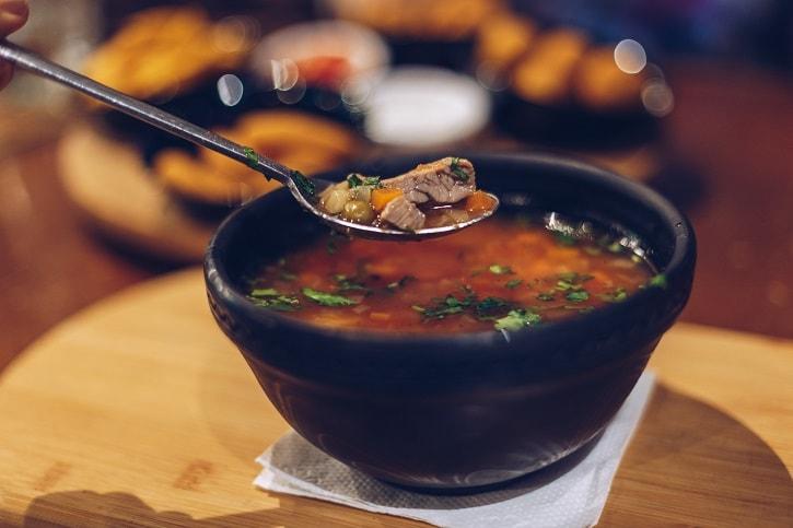 Kilkenny Irish Pub Beef Soup Ciorba Vita