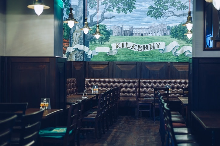 Kilkenny Irish Pub Restaurant and Bar