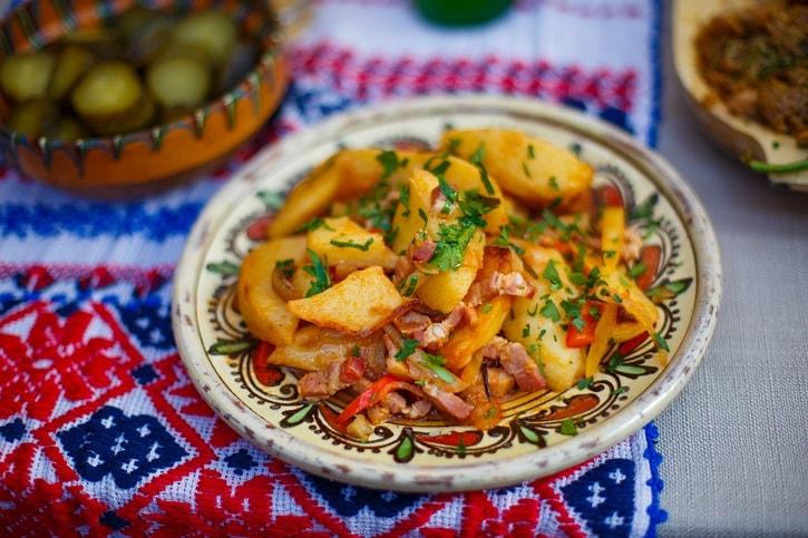 La Han la Traian Cartofi Taranesti