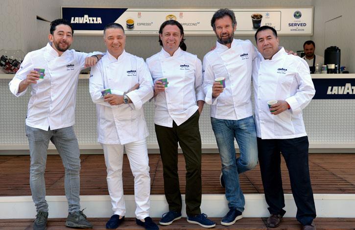 Lello-Favuzzi-Alfredo-Russo-Shaun-Rankin-Carlo-Cracco-&-Robert-Ortiz