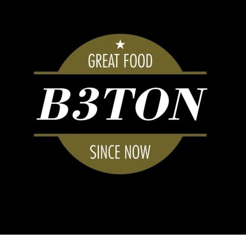 Logo B3ton Restobar