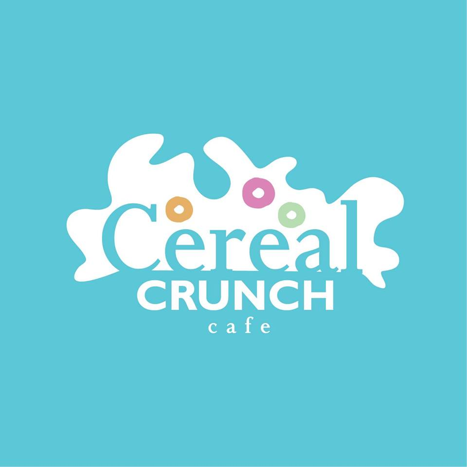 Logo Cereal Crunch Cafe