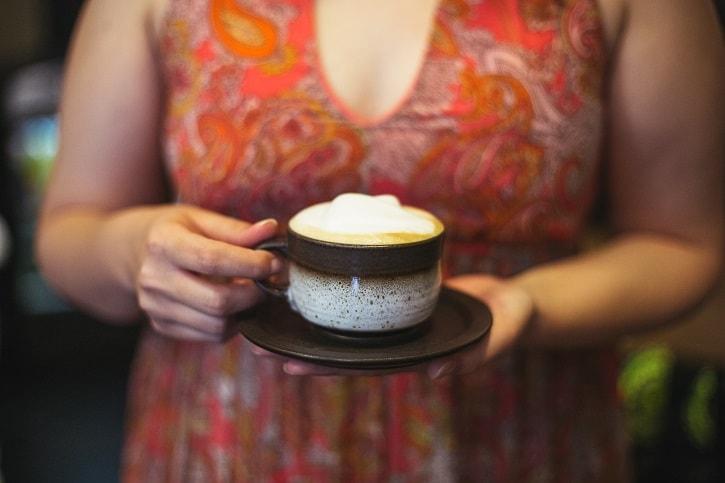 Milu Cafe Cappuccino