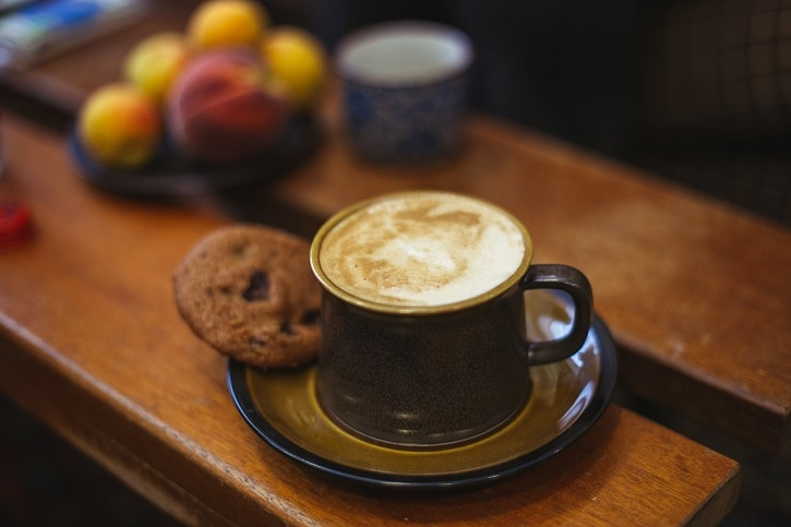 Milu Cafe Flat White