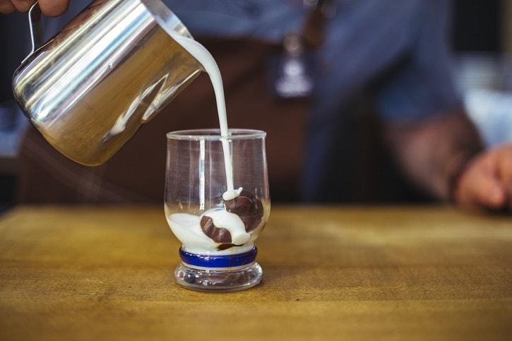 Milu Cafe Ice Latte