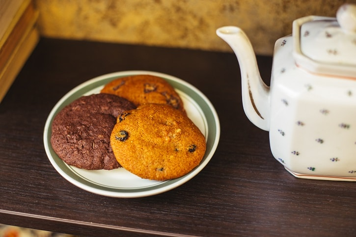 Milu Cafe Vegan Cookies