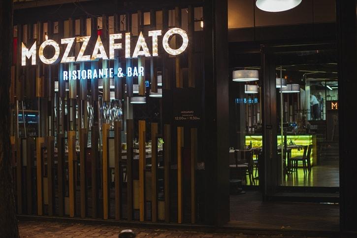 Mozzafiato Restaurant Bucuresti Floreasca