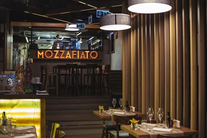Mozzafiato Restaurant Floreasca
