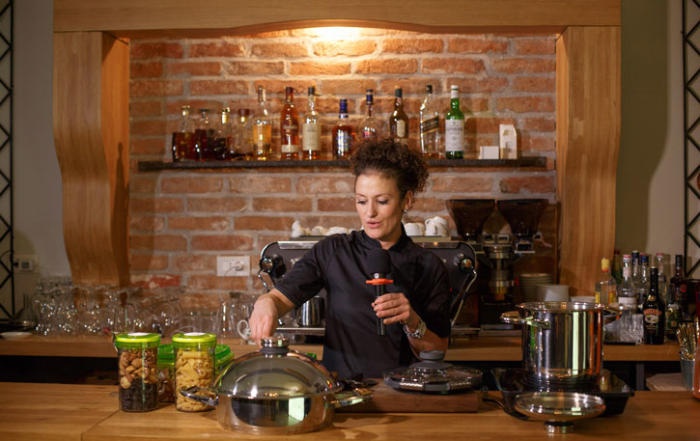 Petra Geric-private chef Zepter