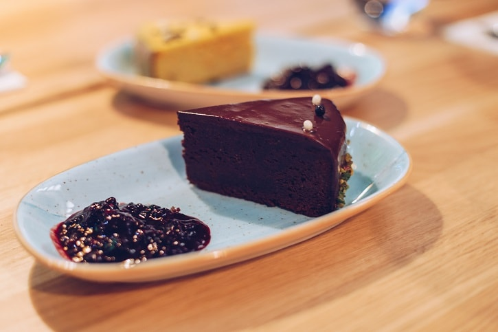 Pio Bistro Tort de ciocolata