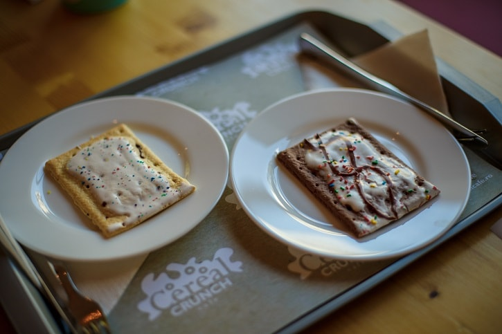 Pop Tarts Cereal Crunch Cafe