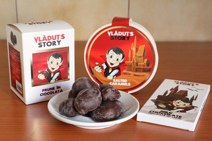 Prune in ciocolata Vladut's Story
