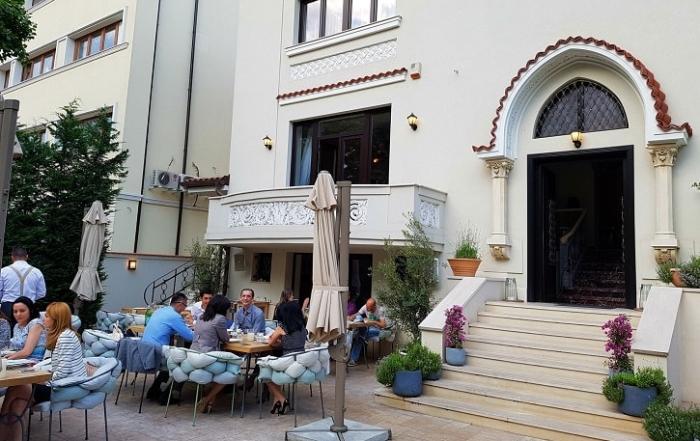 Restaurant Poesia Bucuresti