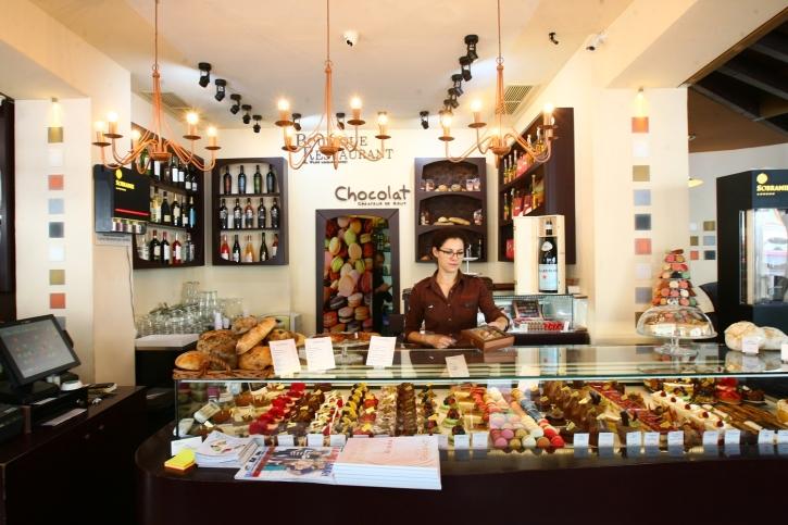 Yum Stops Chocolat Ateneu