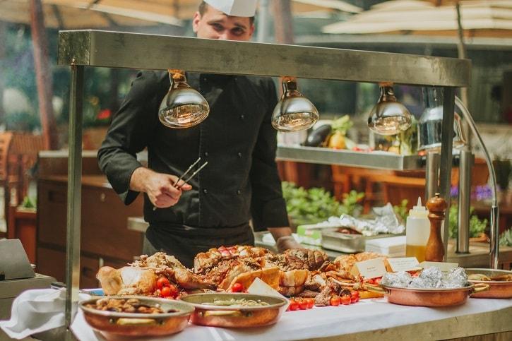 Roberto's La Strada Fresh Food