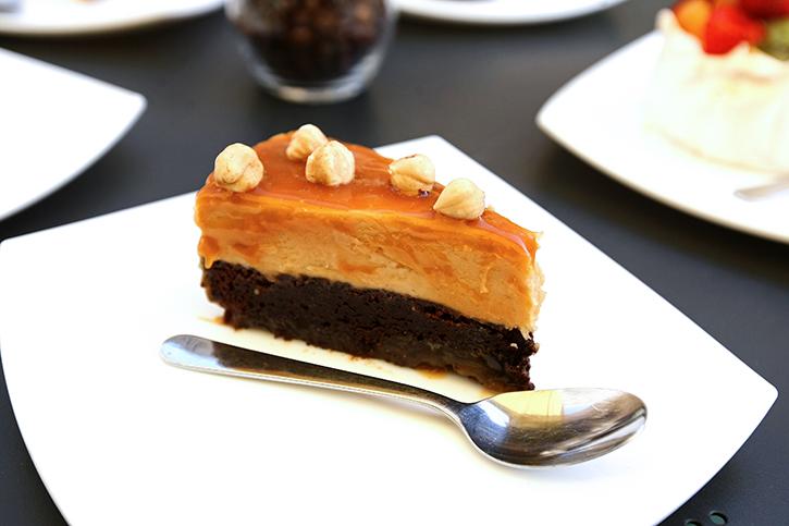Snickers Cake La Folie
