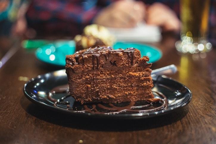 St. Patrick Irish Pub Cake
