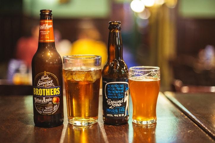 St. Patrick Irish Pub Cidru Bere
