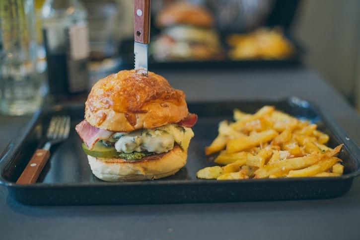 Sunny Burger Remodelier