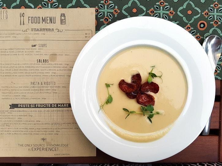 Supa Telina Chorizo Chefs Experience