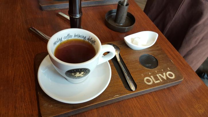 Syphon coffee 2