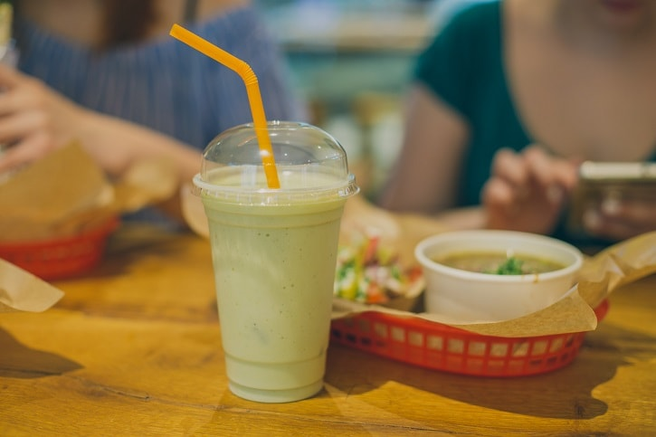 Taqueria Smoothie Avocado