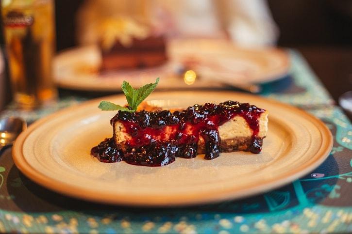 The Harp Pub Cheesecake Fructe Padure
