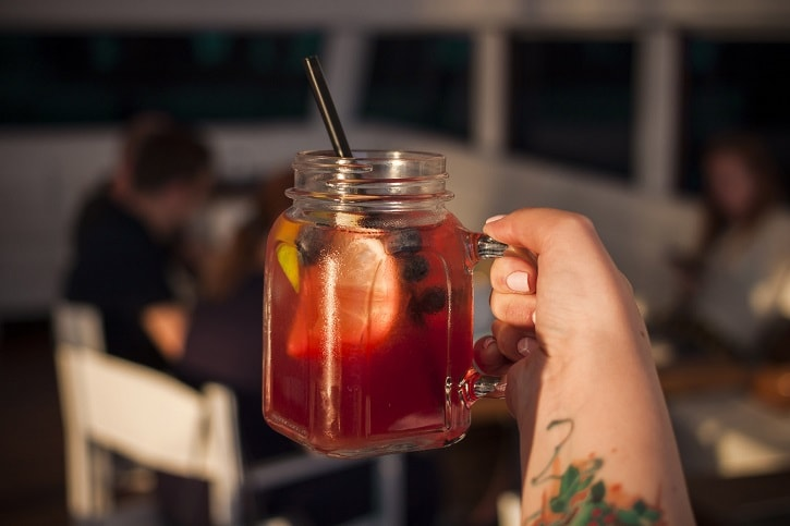 Yacht Bucharest Mediteranito Gin
