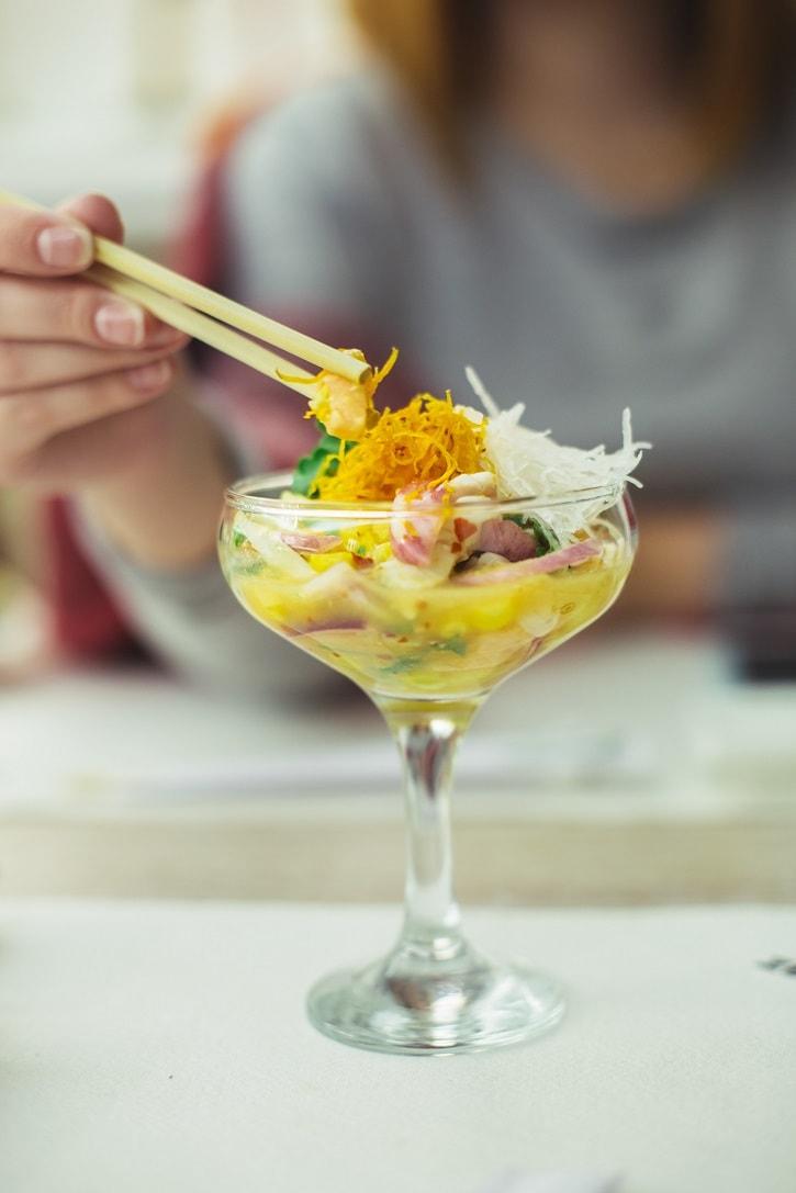 Zen Sushi Nordului Ceviche