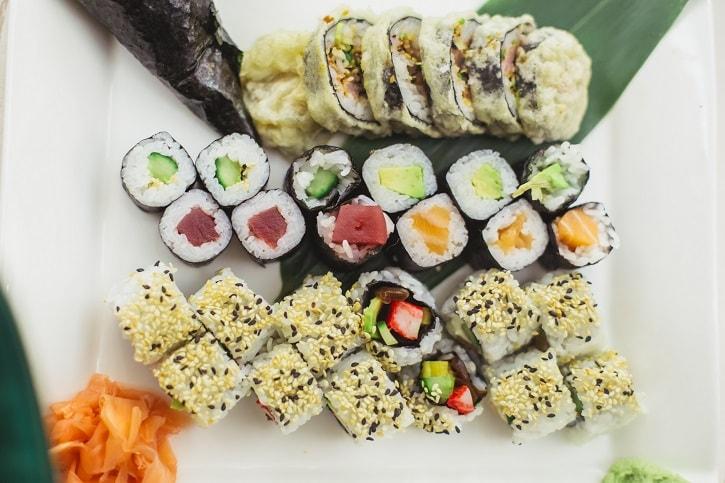 Zen Sushi Nordului Maki for Two