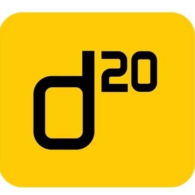 d20 Urban Bistro Logo