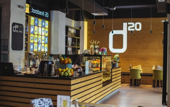 d20 Urban Bistro Yum Stops Review