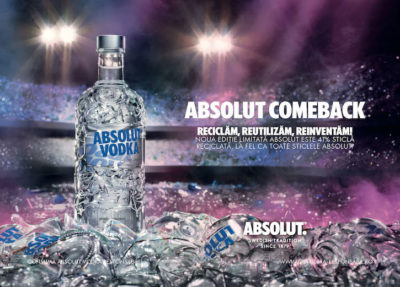 Absolut Comeback